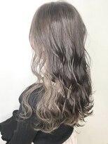 ソース ヘア アトリエ 京橋(Source hair atelier)【SOURCE】インナーミルクティー