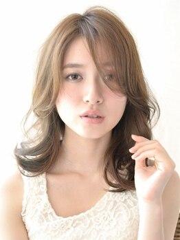 ブルーム ヘア デザイン(bloom hair design)の写真/大人女性の悩みをカバー☆明るい色もOKなので自分らしいオシャレが楽しめる!カラーバリエーションも豊富♪