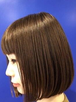 髪意匠(カミイショウ)の写真/【資生堂☆サブリミック/サロンソリューショントリートメント】一人ひとりの髪の状態に合わせご提案します!