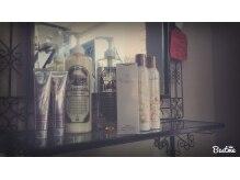 美容室 シザーズエイ(Scissorz A)の雰囲気(薬剤やシャンプーにこだわりあり!自宅ケアに関して質問しても◎)