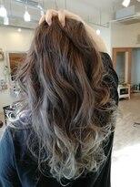 リブヘアー ドット(LiB hair.)存在感あるスタイル