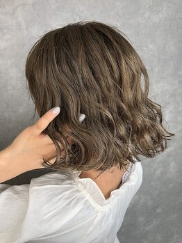 ジア ヘアグリージア(ZIA-hair Grigia-)の写真/メンテナンスはもちろんイメージチェンジをしたい方、大歓迎☆個性&トレンドを活かしたスタイルをご提案!