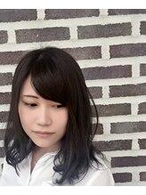 ヘア フィックス リュウ リゾート(hair fix RYU Resort)クールグレージュ【浦和】