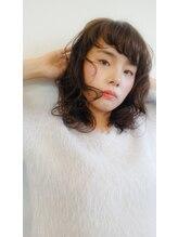 サロン アコ(salon aco)「roughperm×aco×M.style」
