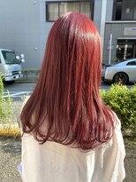 ブロック ジャポン(bloc japon)red color