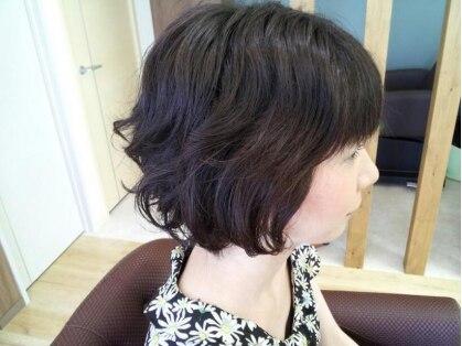 ピーエス ヘアーデザイン(PS. Hair Design)の写真
