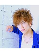 新宿AXY torte【新宿AXY-torte-】好感度MAX!シャープマッシュスタイル