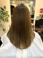 キャラ 池袋本店(CHARA)ロングスタイルでもツヤ髪!髪質改善トリートメント【大村】