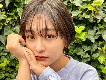 ワッコバイケンジ(Wacco by KENJE)の写真/[長後駅徒歩3分◇]Trend×Short hair。シルエットを可愛く。個性を生かしつつあなたに合うShort Styleを◎