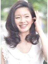 ギフト ヘアー サロン(gift hair salon)ピュアフェミニン☆カール (熊本・通町筋・上通り)