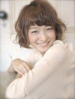 ROJITHA☆BROOkLYNガール/プラチナグレー TEL03-6427-3460