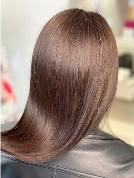 オーヴ ヘア 沖浜店 Aube HAIRの写真/【大人の悩みを解決する究極の美髪トリートメント】感動の美髪体験はAubeから始まる―