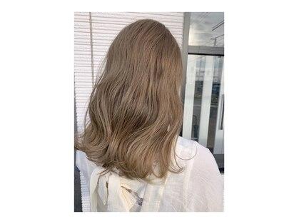 ヘアルシェーヌ ルミエール(hair le chene lumiere)の写真
