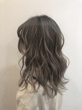 ボブ (Hair salon BOB)トレンドカラー☆ホワイトアッシュ