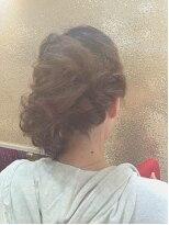 クラメール 黒崎コムシティ店(Kraemer)ブルーノがご提案する浴衣にあったヘアスタイル 10