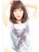 ヘアサロン レア(hair salon lea)【LEA赤羽☆】フェミニンなゆるふわセミディ♪