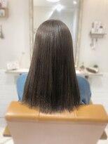 ルルカ ヘアサロン(LuLuca Hair Salon)LuLucaお客様☆スナップ ナチュラルアッシュ