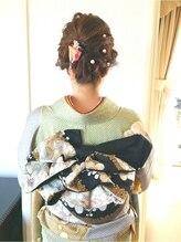 ソポ(sopo)【sopo横浜 元町】早朝可☆ 振袖 着付 ヘアアレンジ 結婚式