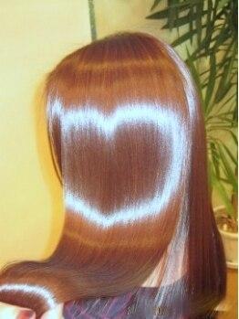 ステラ(Stella)の写真/◆ハホニコTR/TOKIOTR◆で髪の内部から極上のツヤ髪へ☆憧れのエンジェルリングを手に入れて♪