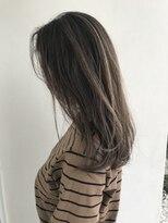 エトワール(Etoile HAIR SALON)ロング/ナチュラル/コントラストハイライト