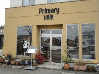 プライマリーヘアー