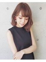 アトレーヴ(atreve)【atreve 表参道】小顔くびれミディ☆エレガントボブ☆高梨☆