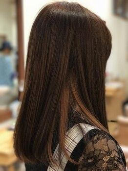 ヘアーリゾート ファースト HAIR RESORT Firstの写真/最旬カラー・理想のカラー・お悩み解決カラーが叶うのは、豊富なカラーバリエーションのおかげ♪