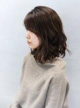 ヘア メイク ヤマザキ(hair make YAMAZAKI)ウィンターボブ