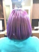 ヘアーメイク プリュム(Hair make Plume)ビビットカラー