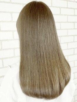 テラス(Terrace by Relato)の写真/赤羽駅3分★話題の【TOKIOトリートメント】取扱い!髪の表面だけでなく、内部から補修して芯から潤う髪に♪