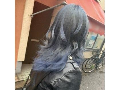 ヘアー サロン ガット(hair salon Gatto)の写真
