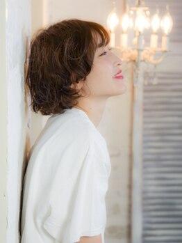 ヘアースタジオアルテ(hair studio Arte)の写真/《ULTIST》《アプリエ》《イルミナ》最新生カラー取扱い店舗☆透明感のある外国人風styleでオシャレを満喫