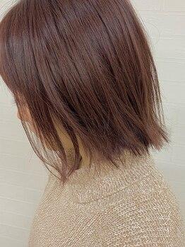 カラー(Color)の写真/《いつもオシャレでいたい!》そんな願いを叶えます◎カラー専門店Colorで大人女性の理想の髪色へ◇