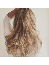 クアルト ヘア(Quarto hair)《Quarto hair》外国人風ハイトーンカラー
