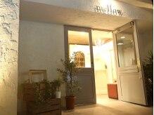 メロウ(mellow)の雰囲気(やわらかい雰囲気の白壁♪かわいいCafeのような外観です。)