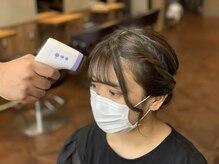 コロナウイルス予防対策】amie本厚木店では、以下の取り組みを行っております。