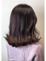 ヘア プロデュース キュオン(hair produce CUEON.)medium × cherry pink