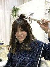マンタップヘアー(Man Tap Hair)カズコ ホシノ
