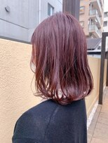 ヴィサージュプラス(VISAGE plus)朝焼けのピンクパープル