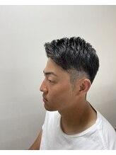大阪チャンピオンの店 ヘアサロンスタイル(Hair Salon Style)ツーブロックショート