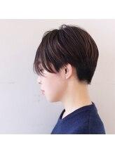 アンドレ ヘア デザイン(Andre Hair Design)黒髪ハンサムショート