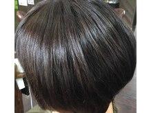 ヘアーメイクフィリックス 学園店(HAIR MAKE FELIX)の雰囲気(お肌が弱い方にもおススメノンシリコーンエッセンシティカラー)
