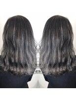 ヘアアンドヒーリング クローバー(Hair&Healing Clover)smoky ash gray