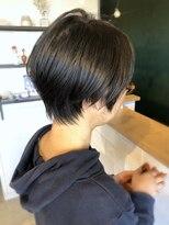 アミィヘアー(Ami Hair)すっきりハンサムショート