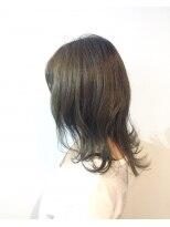 ヘアメイク オブジェ(hair make objet)エアリーレイヤー KAI