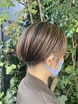 《Kiko*おすすめ》刈り上げハンサムショートヘア