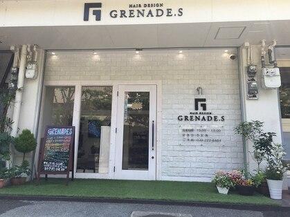 グレネイドエス(GRENADE.S)の写真