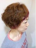 モイヘアーデザイン(moi hair design)ダブルカラーショート