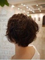 ヘアー カラー キー(HAIR color KEY)低温デジタルパーマ