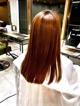 ヘアエステ メロンの写真/丁寧なカウンセリングでお悩みに寄り添い、時間が経っても扱いやすい髪へ。毛髪診断アリ◎